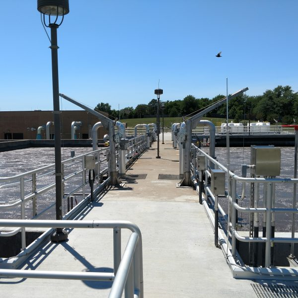 Blue River Waste Water Treatment Plant-Phase 1 Improvements