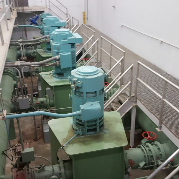 Ridgway Pump Station Electrical Improvements and Woodson Pump Replacement