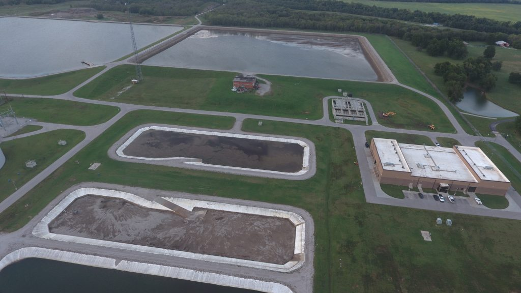 Verdigris Water Treatment Plant – Pretreatment Basin Expansion — Broken Arrow, OK
